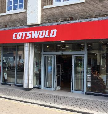 Cotswold Outdoor, Truro