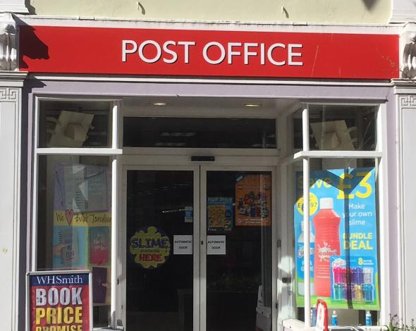 Post Office, Truro