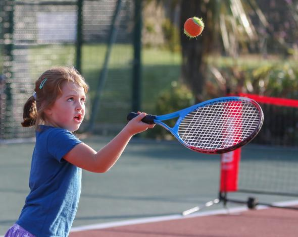 Tennis in the Park, Pay and Play, Truro